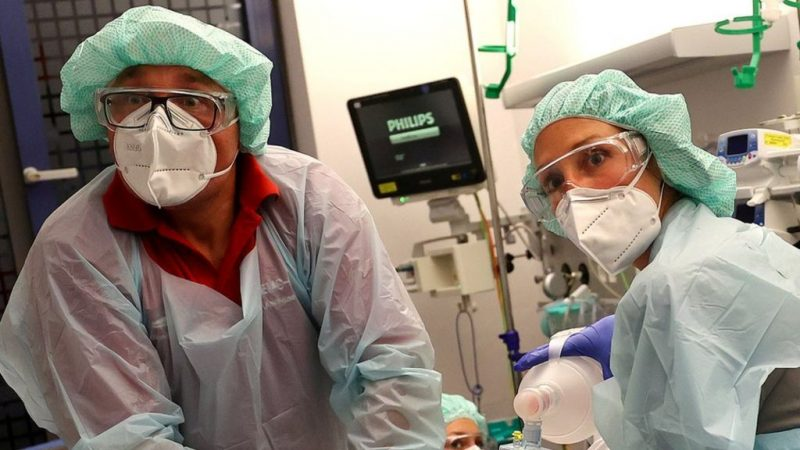 Fresh outbreak of coronavirus in Germany