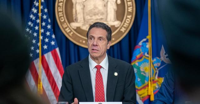 Governor Andrew Cuomo: not resigning