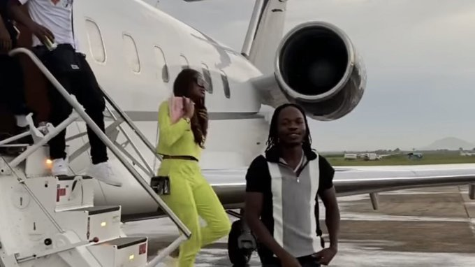 Naira-Marley arriving in Abuja on Saturday