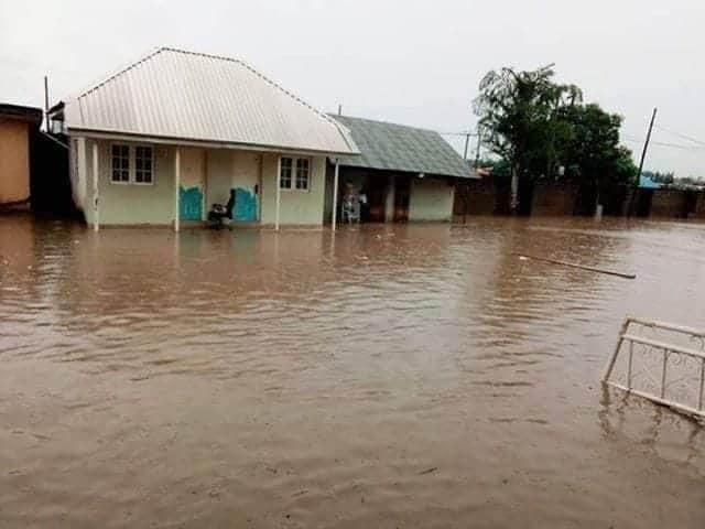 Gwagwalada flood in Abuja