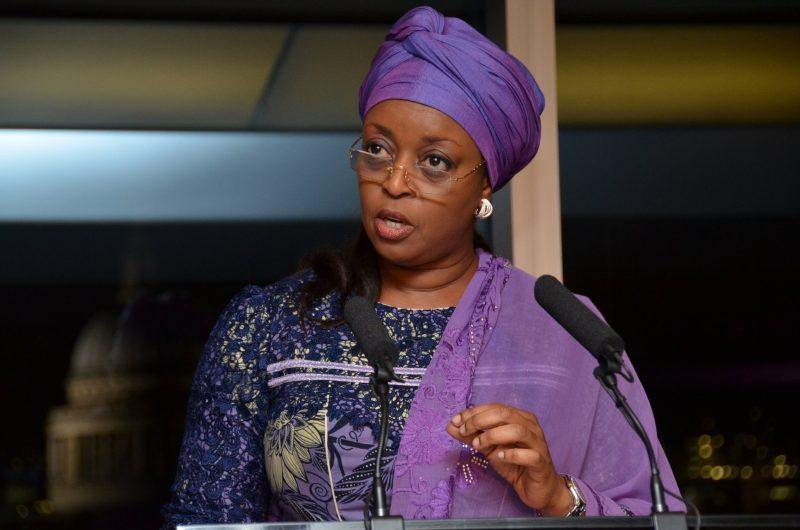 Diezani Alison-Madueke, former Petroleum Minister