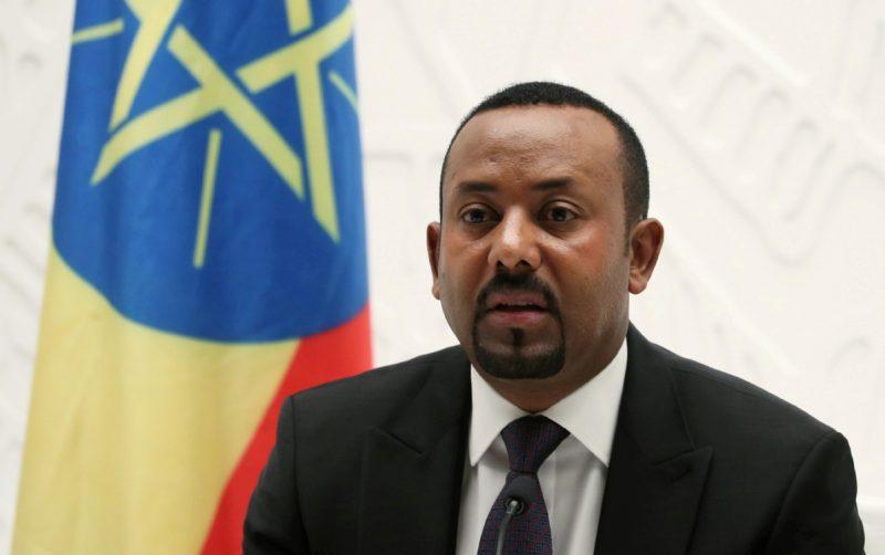 Ethiopia Prime minister, Abiy Ahmed