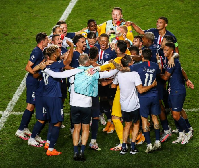 History makers: PSG berth in Champions League final for first time