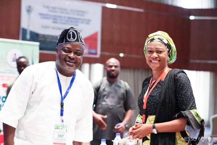 Obasa and Oluremi Tinubu