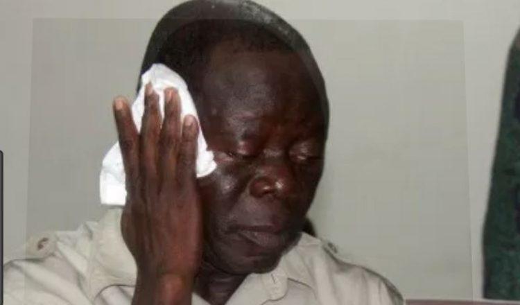 Oshiomhole condoles with Governor Abiodn