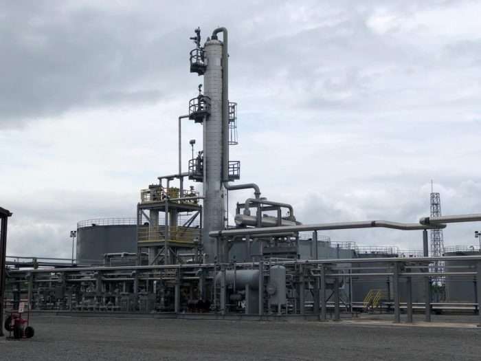 The modular refinery in Imo State