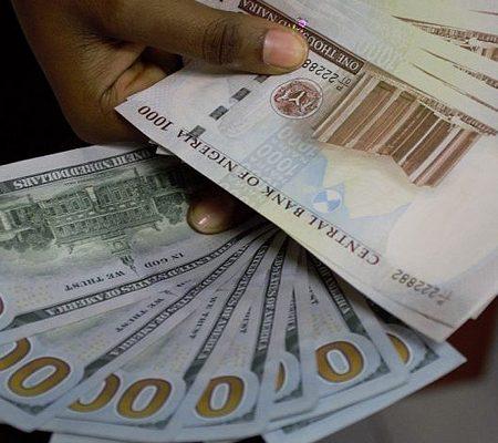 Naira sharply falls in BDCs, black market