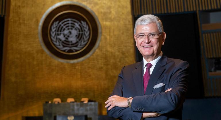 Volkan Bozkir new UNGA President