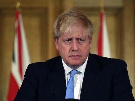 UK Prime Minister Boris Johnson: His Conservatives stunned in Chesham and Amersham