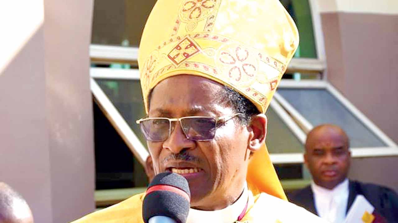 Most Rev. Henry Ndukuba