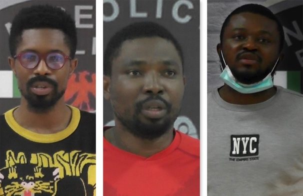 3 Nigerians wanted by Interpol for cybercrime arrested