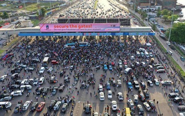 Nigerian youths plan to shutdown Lekki Toll Gate tomorrow for EndSars memorial
