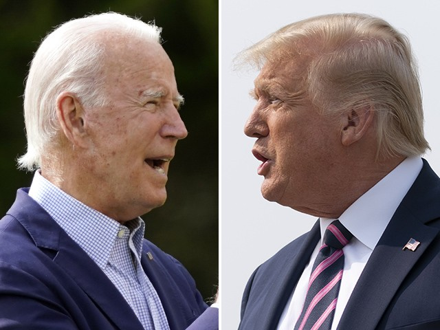 President elect Biden and Trump