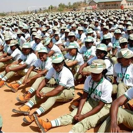 FILE PHOTO; NYSC Youth corps members