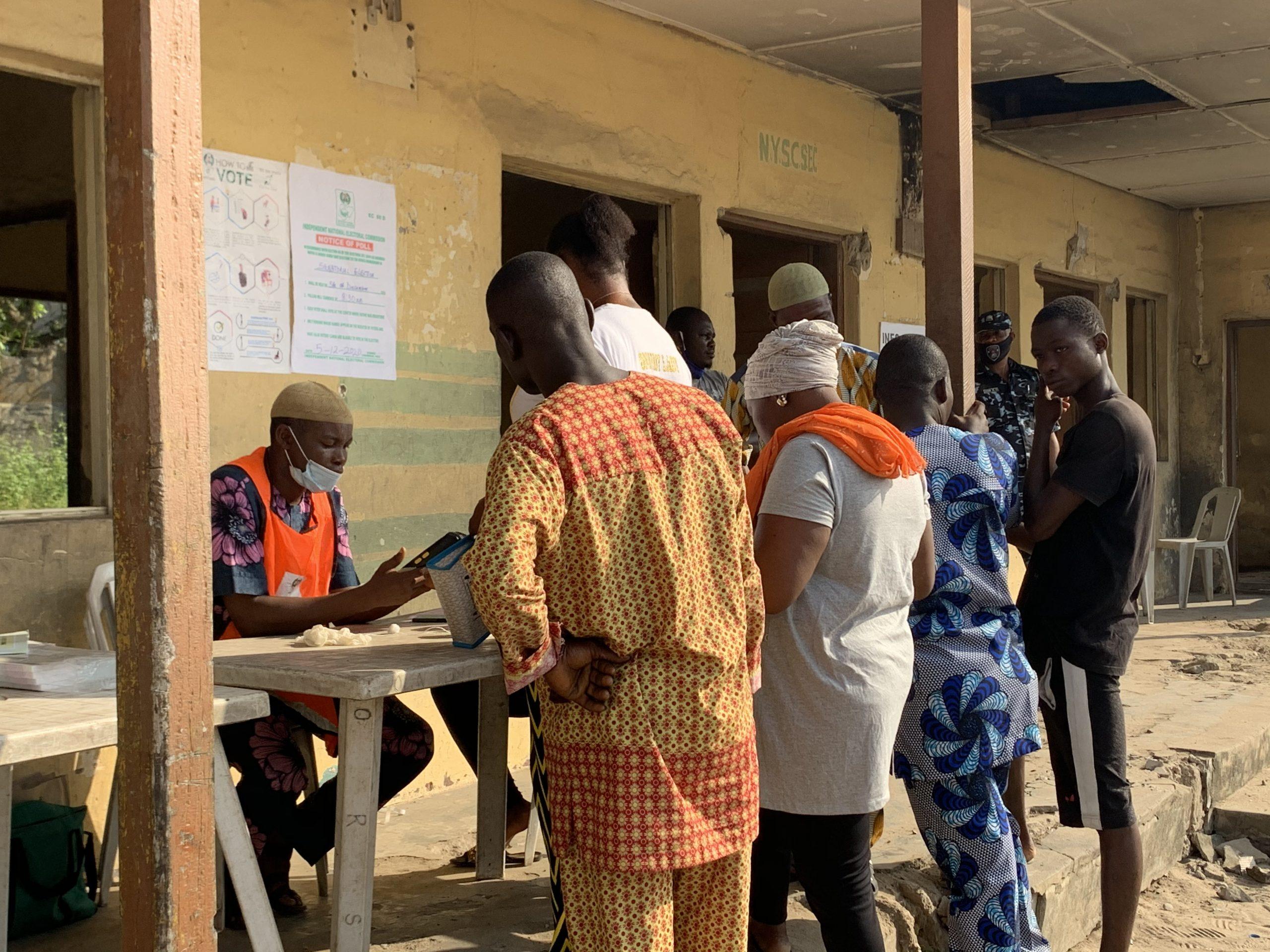 A Polling unit