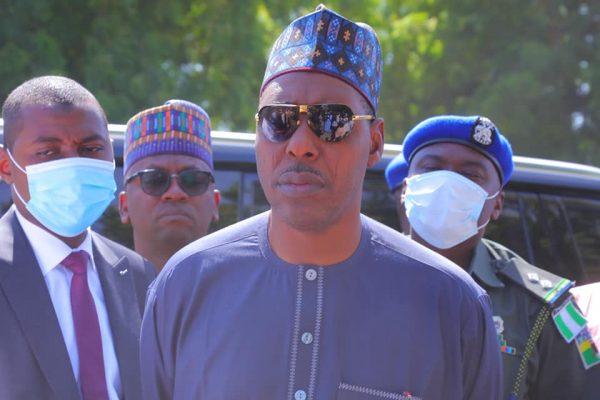Governor Umara Zulum