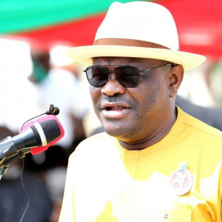 Governor Nyesom Wike: speaks on how his successor as governor of Rivers State in 2023 will emerge
