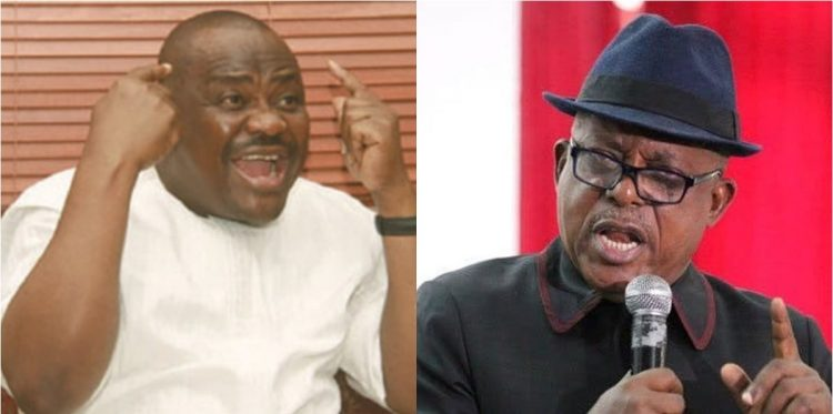 Wike  and secondus