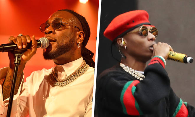 Burna Boy and Wizkid nominated for 2021 BET Awards
