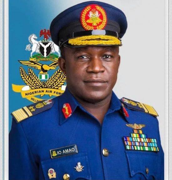 Air Vice Marshal Amao