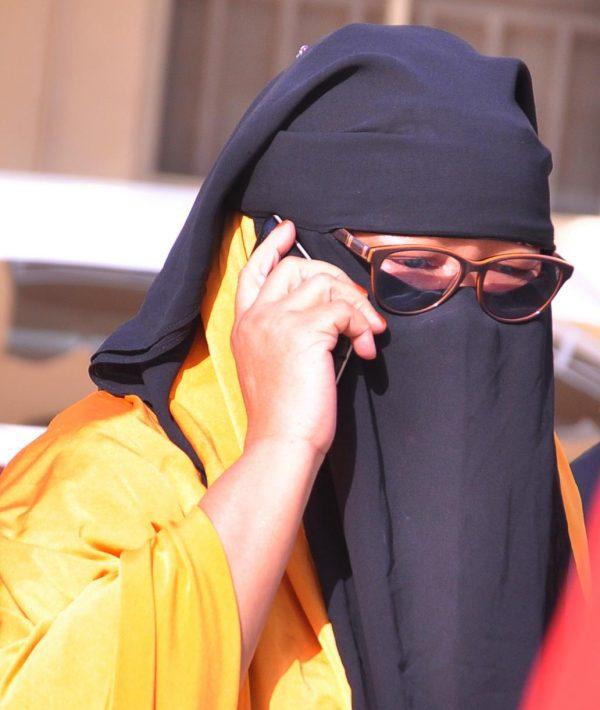 Aisha Alkali Wakil a.k.a Mama Boko Haram