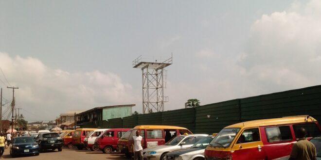 Benin park