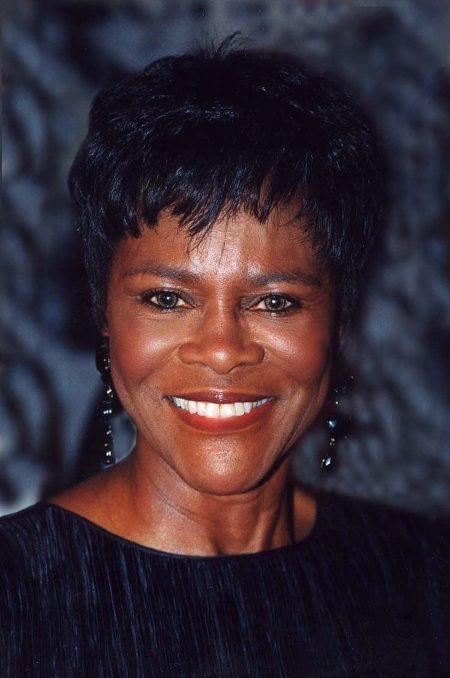 Cicely Tyson when she was 80 years old