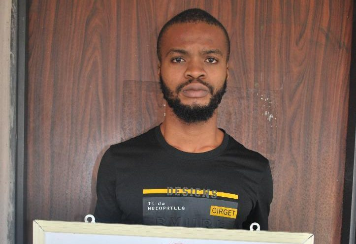 FUTO student Uwachukwu a.k.a Rodrigo charged with romance scam
