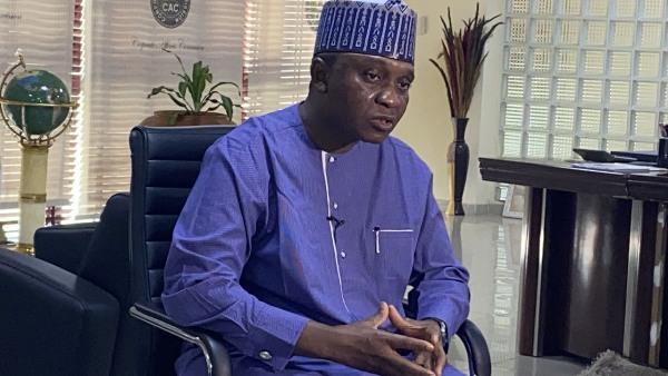 Garba Abubakar, Registrar-General CAC