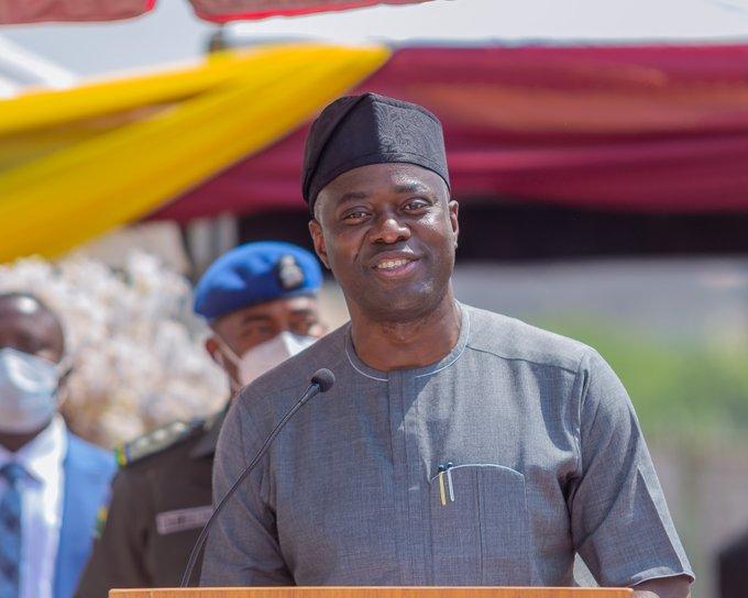 Governor Seyi Makinde
