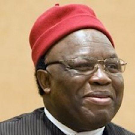 Ambassador George Obiozor, Ohaeneze leader