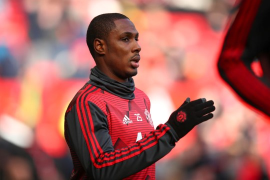 Odion Ighalo to play for United Saturday