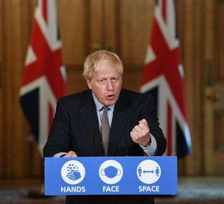 Boris Johnson cancels India tour