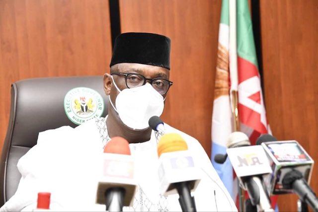Governor Abubakar Sani Bello