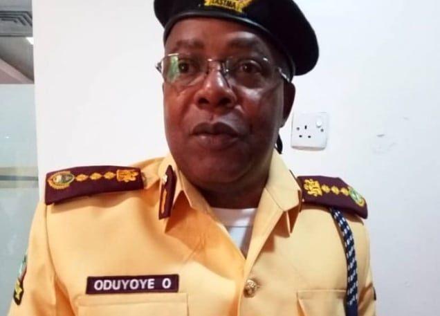 LASTMA GM Olajide Oduyoye