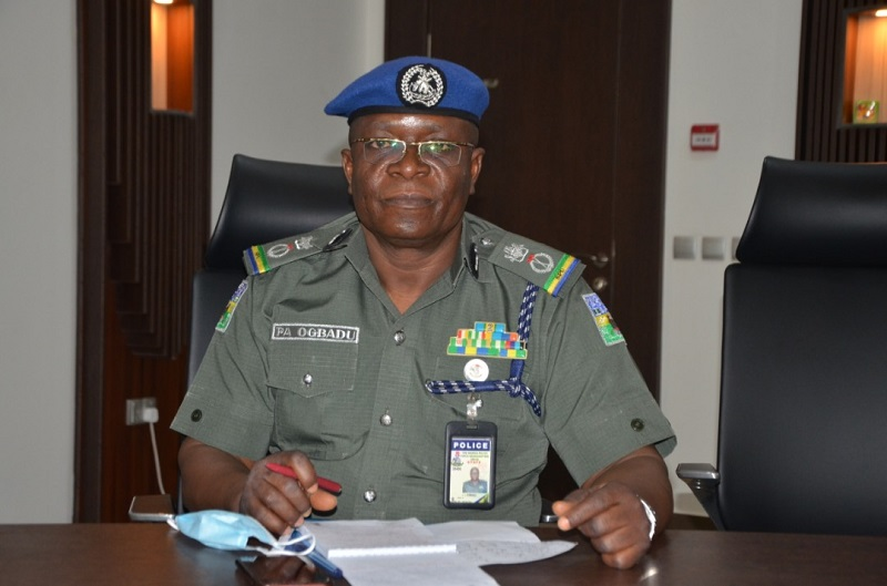 Mr. Philip Aliyu Ogbadu