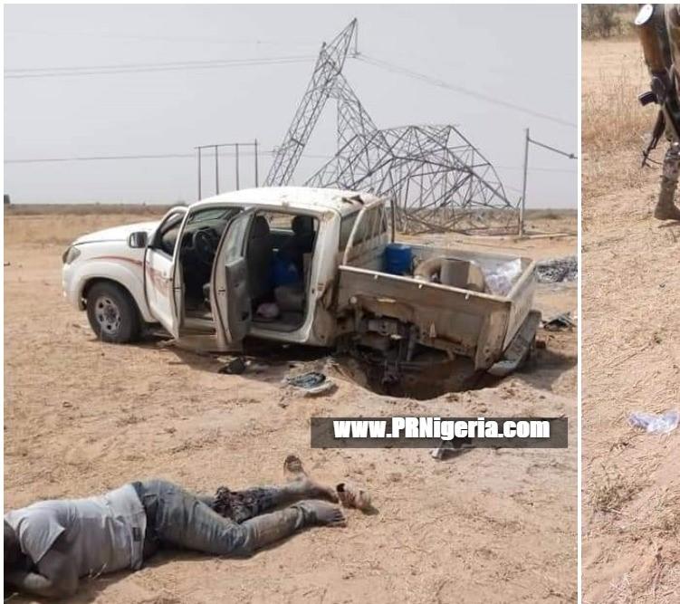 TCN Staff Injured by Boko Haram Landmine in Borno