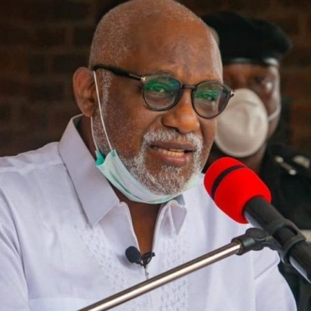 Akeredolu: Amotekun corps in all South west to carry out joint operations after Igangan attack