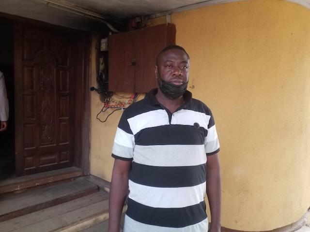Adebisi Ademola convicted for romance scam
