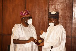 Babajimi Benson and Minister for Defence