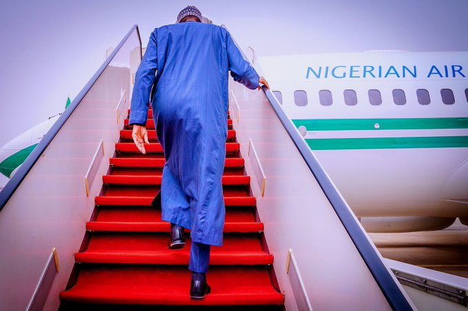 Buhari departs Nigeria for London today