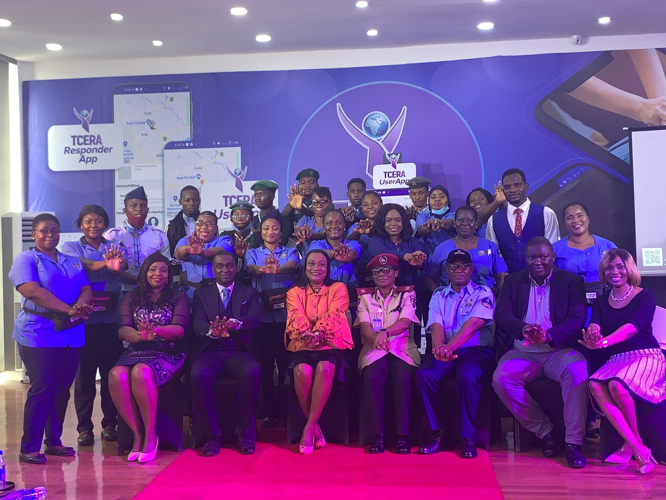 Trauma Care International Foundation(TCIF) launches the Trauma Care Emergency Response Application, TCERA at at BON Hotel Ikeja Residence, Lagos