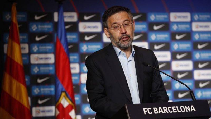 FC Barcelona former President Bartomeu arrested