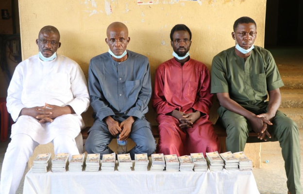 FCT Police Nab Counterfeit Money Doublers
