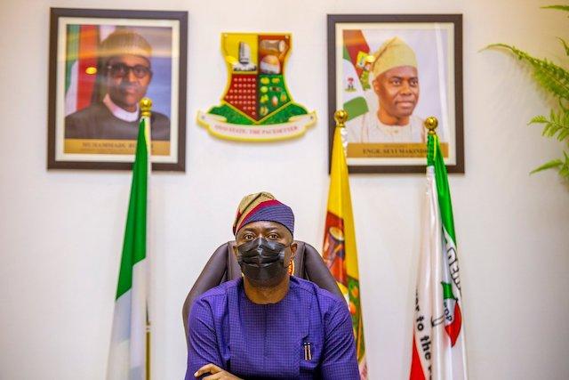 Makinde: clarifies Igangan attack