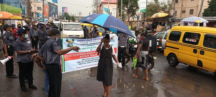 Lagos CBD takes awareness campaign to Ikeja Business District