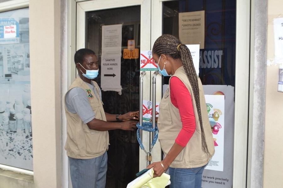 Lagos Health taskforce