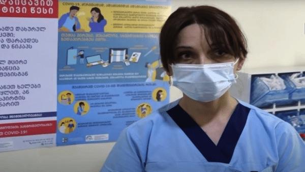 Nurse Megi Bakradze dies after taking AstraZeneca vaccine