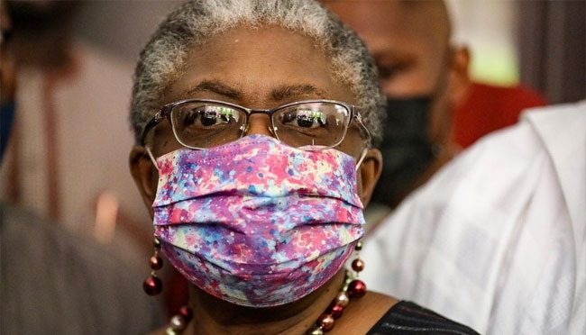 Okonjo-Iweala Visits Nigeria