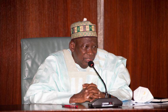 Governor Abdullahi Ganduje: sues Daily Nigerian again
